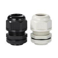 PG48 Waterproof IP68 Nylon Cable Gland - 2Pcs