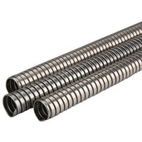 "1/4"" I.D. Stainless Steel Flexible Conduit - 165 Feet"
