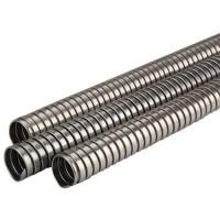 "1/4"" I.D. 304 Stainless Steel Flexible Conduit - 100m"