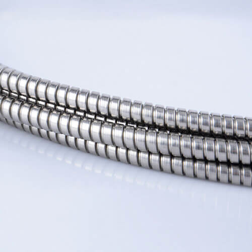 5MM I.D. 304 Stainless Steel Flexible Conduit - 100m