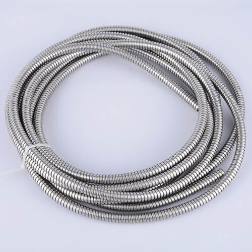 "2"" I.D. 304 Stainless Steel Flexible Conduit - 30m"